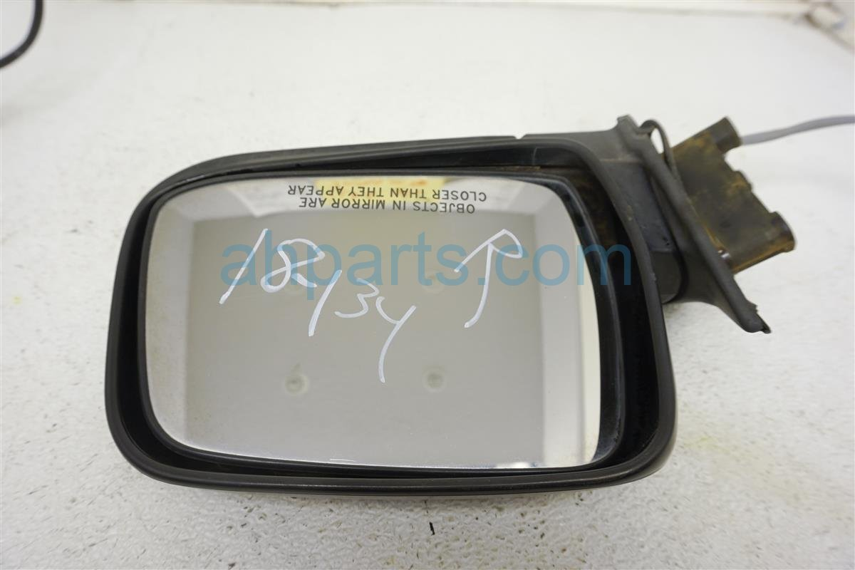 2004 Nissan Frontier Passenger Side Rear View Mirror Scratches 96301 3S500 Replacement