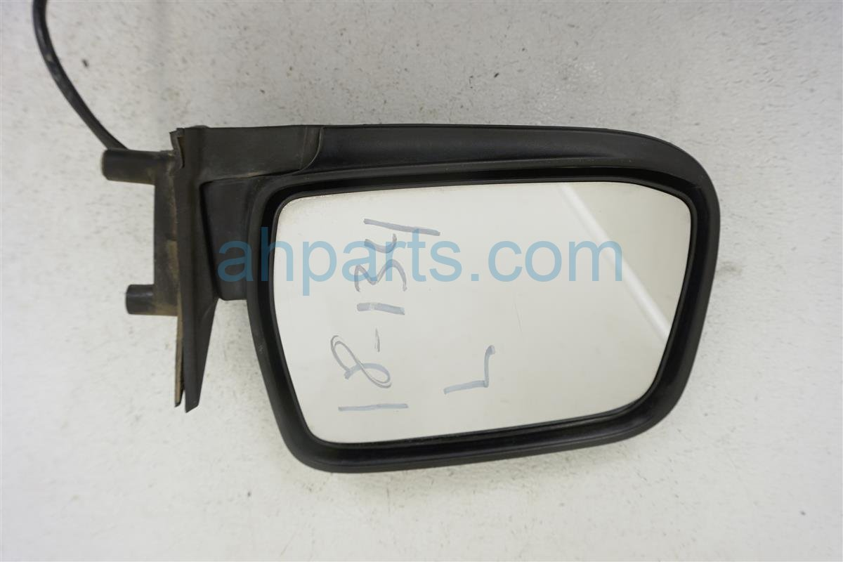 2004 Nissan Frontier Driver Side Rear View Mirror Flat Black 96302 3S500 Replacement