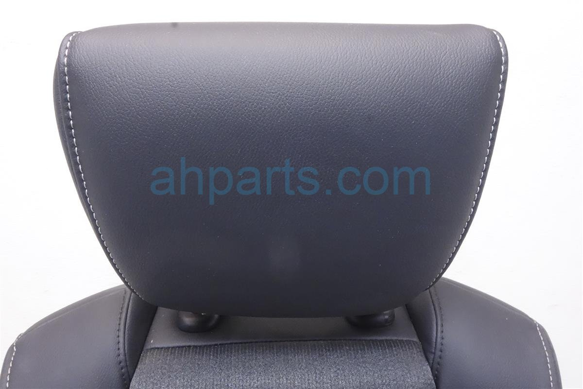 2018 Honda Accord Front Passenger Seat Black 81127 TVA A41 Replacement