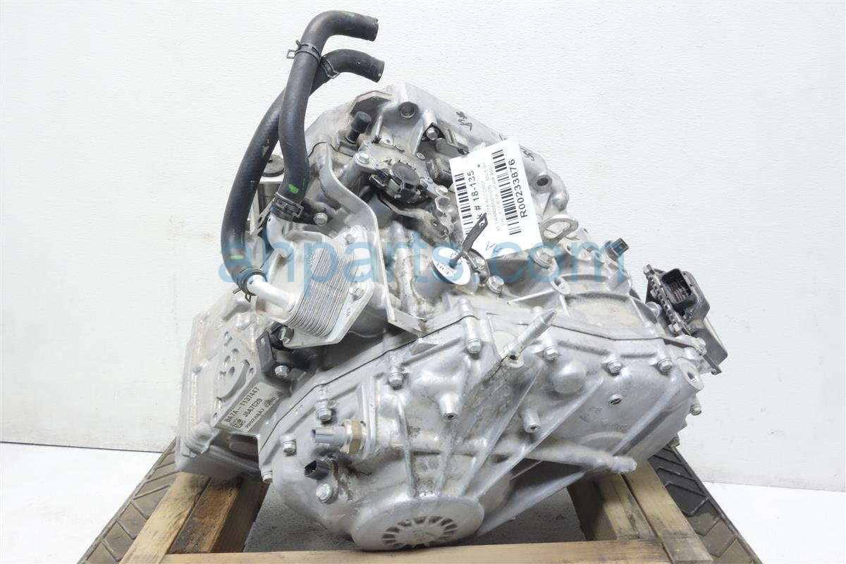 2018 Honda Accord At Transmission   Miles= 20031 6A7 000 Replacement