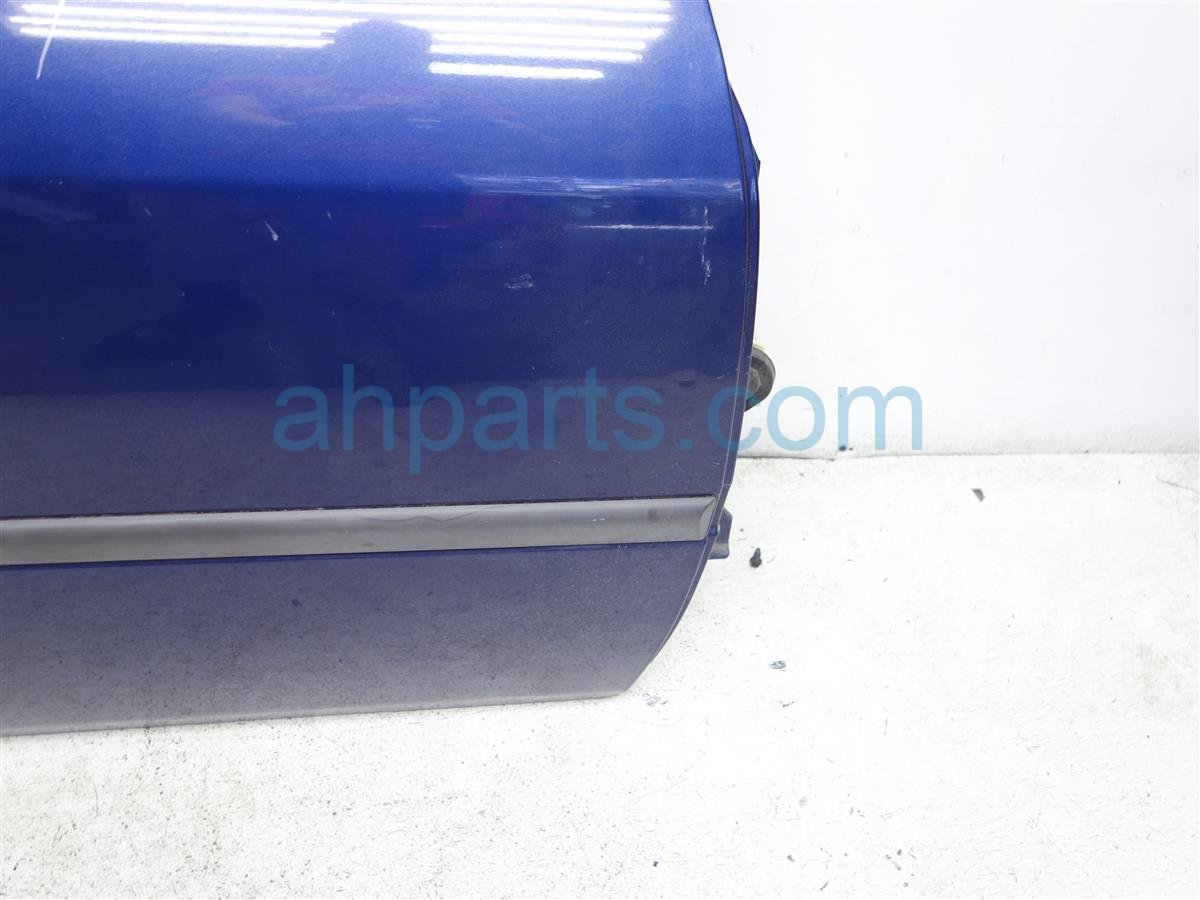 2004 Chevy Impala Rear Passenger Door W/ Window  blue 88956120 Replacement