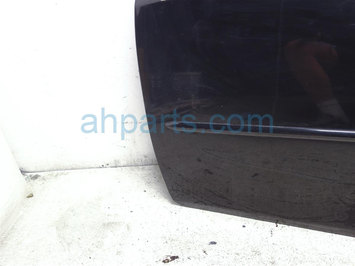 2004 Mazda Mazda 6 Front Driver Door   Shell Black Has Dings GK2C 59 020G Replacement