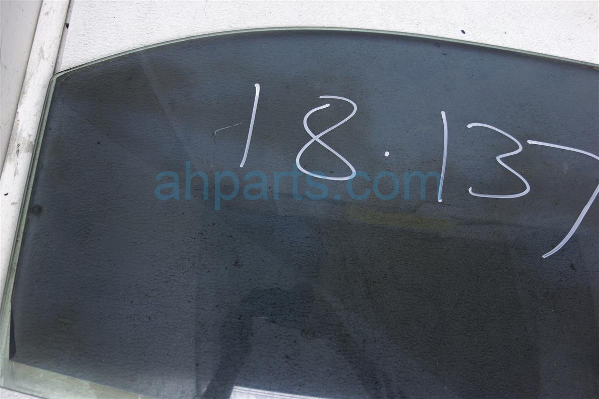 2004 Mazda Mazda 6 4dr Rear Passenger Door Glass Window   GK2A 72 511D Replacement