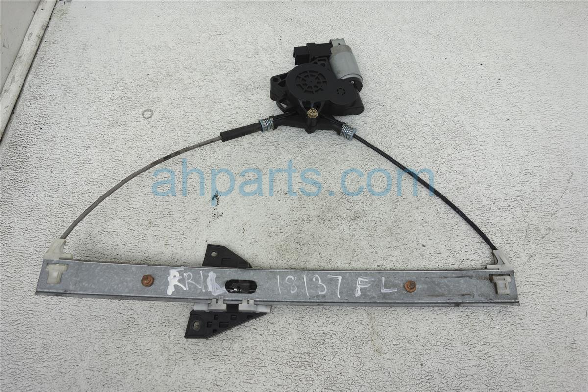 2004 Mazda Mazda 6 Front Driver Window Regulator & Motor G22C 59 58XC Replacement