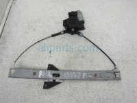 $75 Mazda FR/L WINDOW REGULATOR & MOTOR