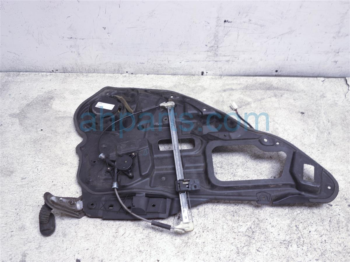 2004 Mazda Mazda 6 Rear Passenger Window Regulator & Motor   GK2A 72 97YS Replacement
