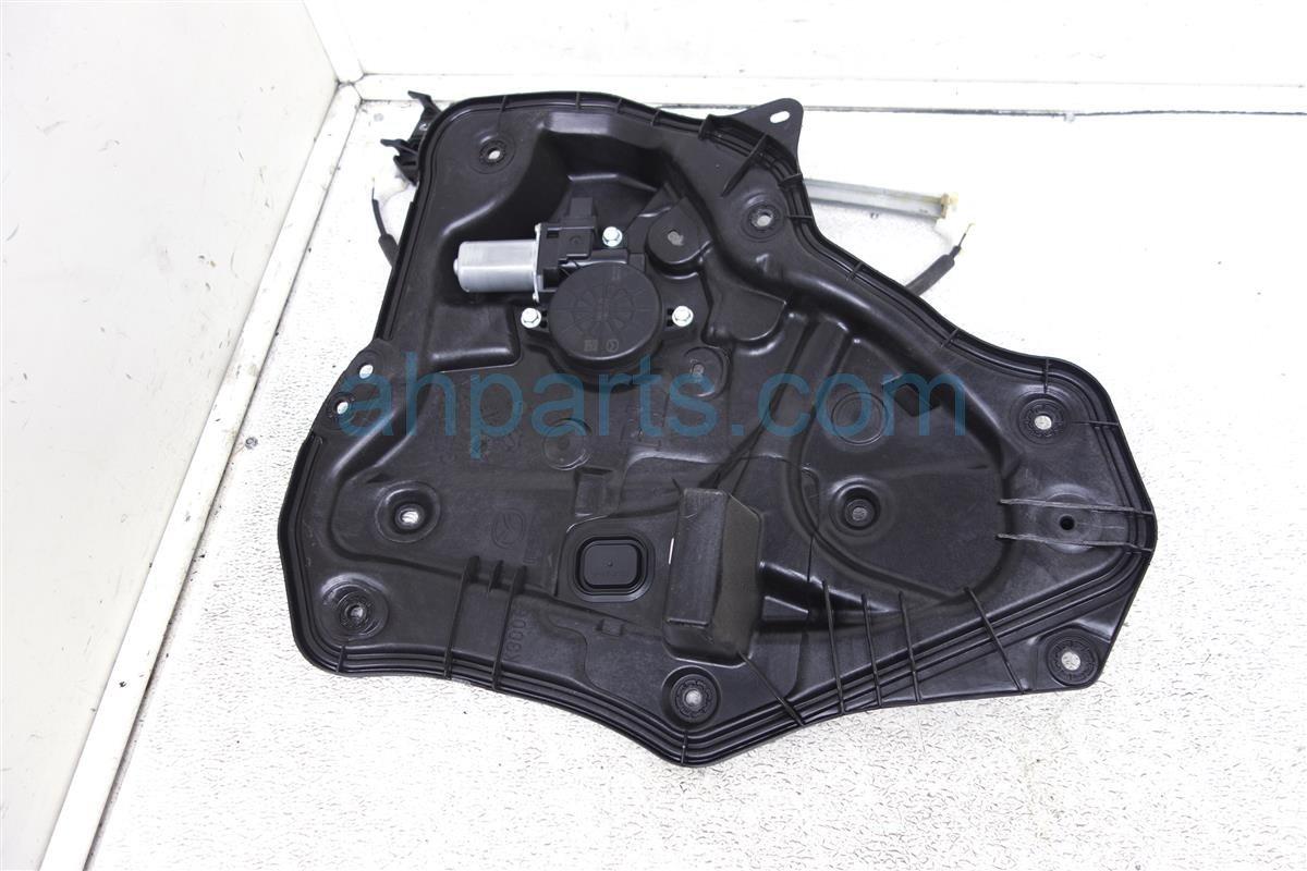 2004 Mazda Mazda 6 Rear Driver Window Regulator & Motor   GK2A 73 590F Replacement