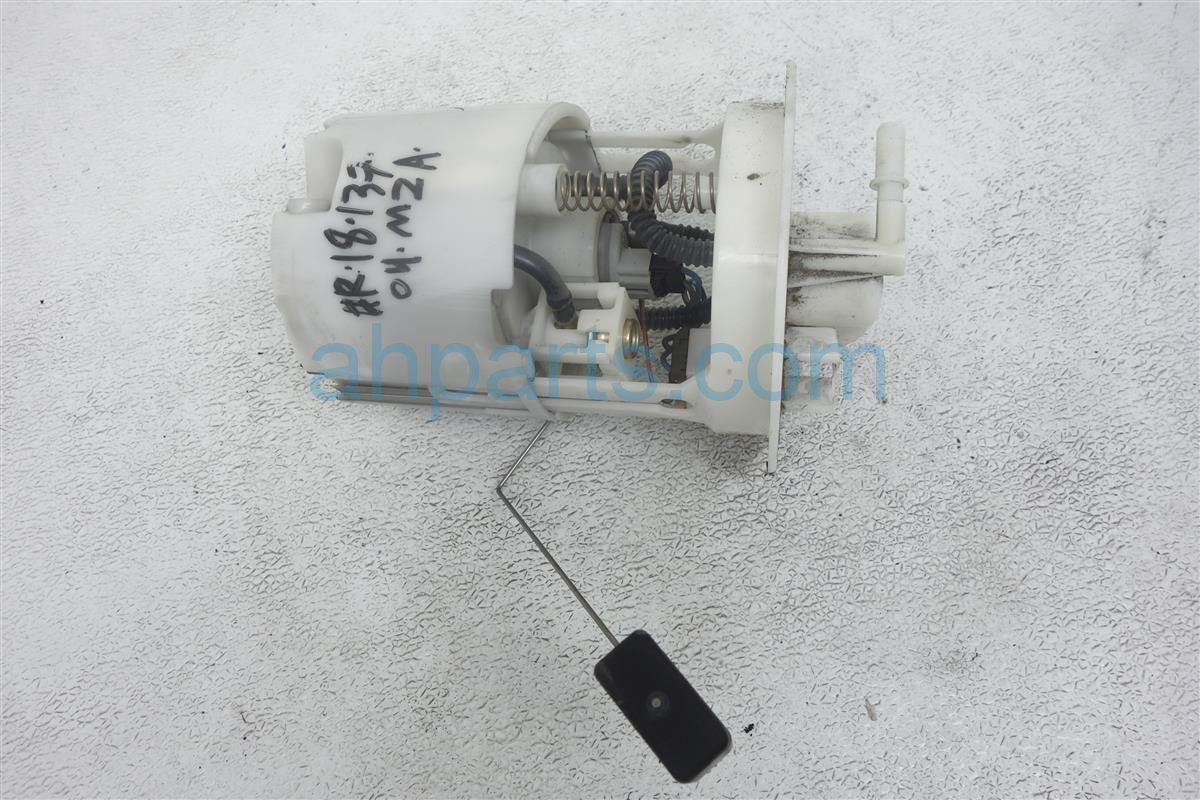 2004 Mazda Mazda 6 Gas / Fuel Pump, 4 Cylinder, At L390 13 35ZE Replacement