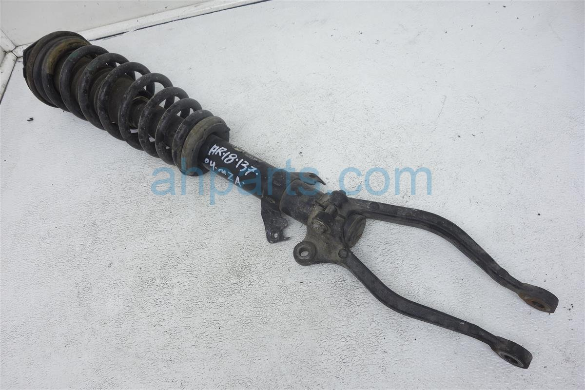 2004 Mazda Mazda 6 Front Passenger Strut Shock + Spring GM9A 34 700C Replacement