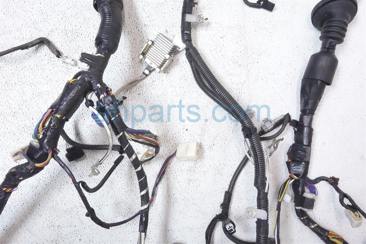 2007 Toyota Prius Engine Room Wire Harness Replacement