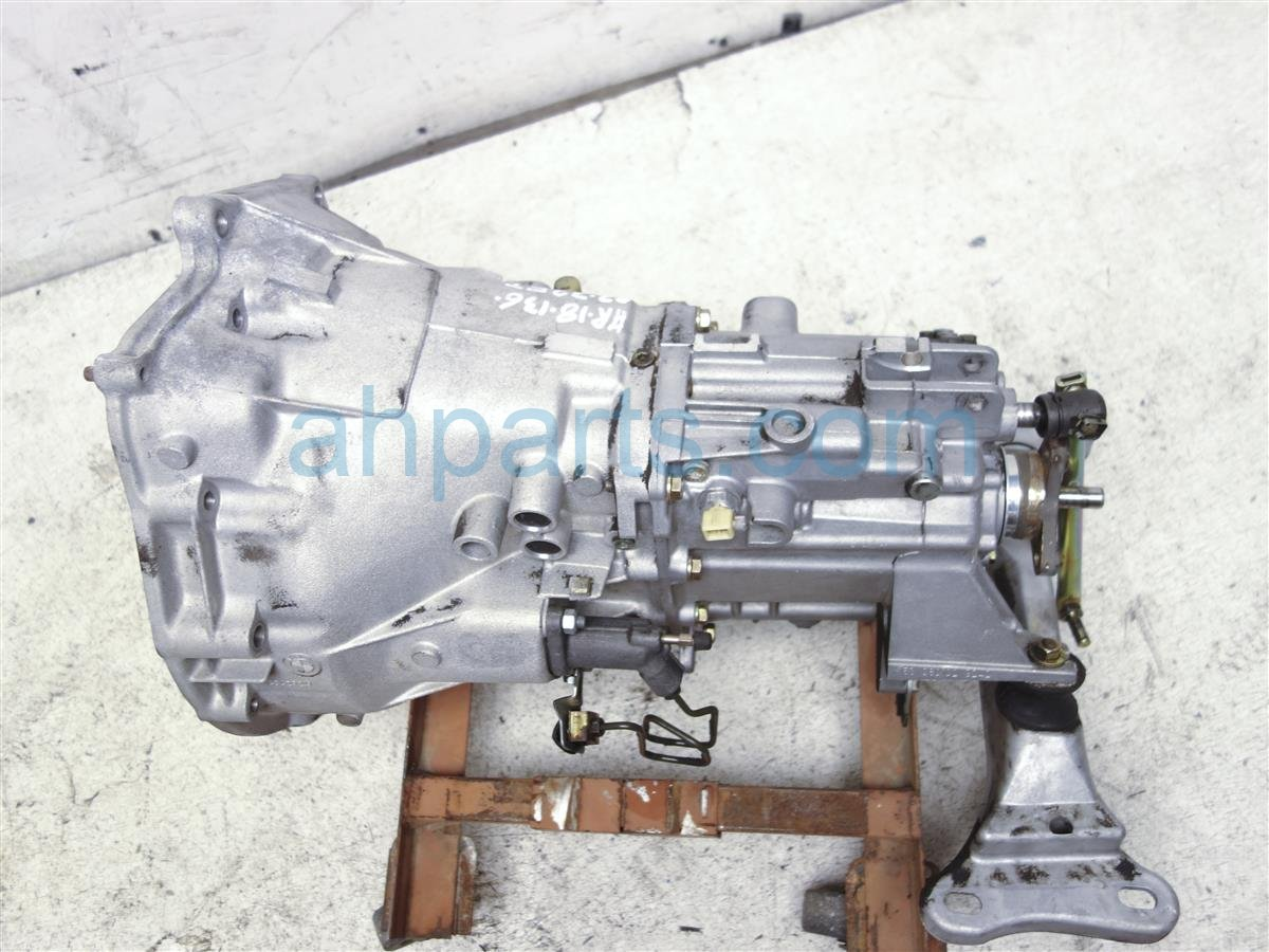 2002 BMW 325i Mt Transmission Replacement