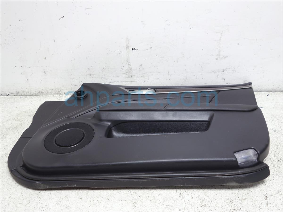 2013 Lexus Gs350 Front Passenger Door Panel (trim Liner) Black 6771130130C0 Replacement
