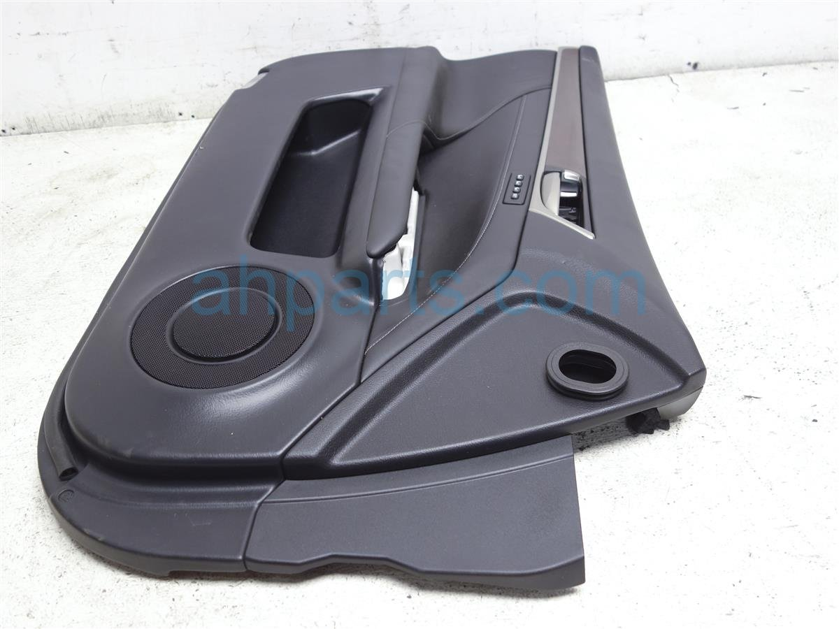 2013 Lexus Gs350 Trim / Liner Front Driver Door Panel No Switch Black 6771230130C0 Replacement