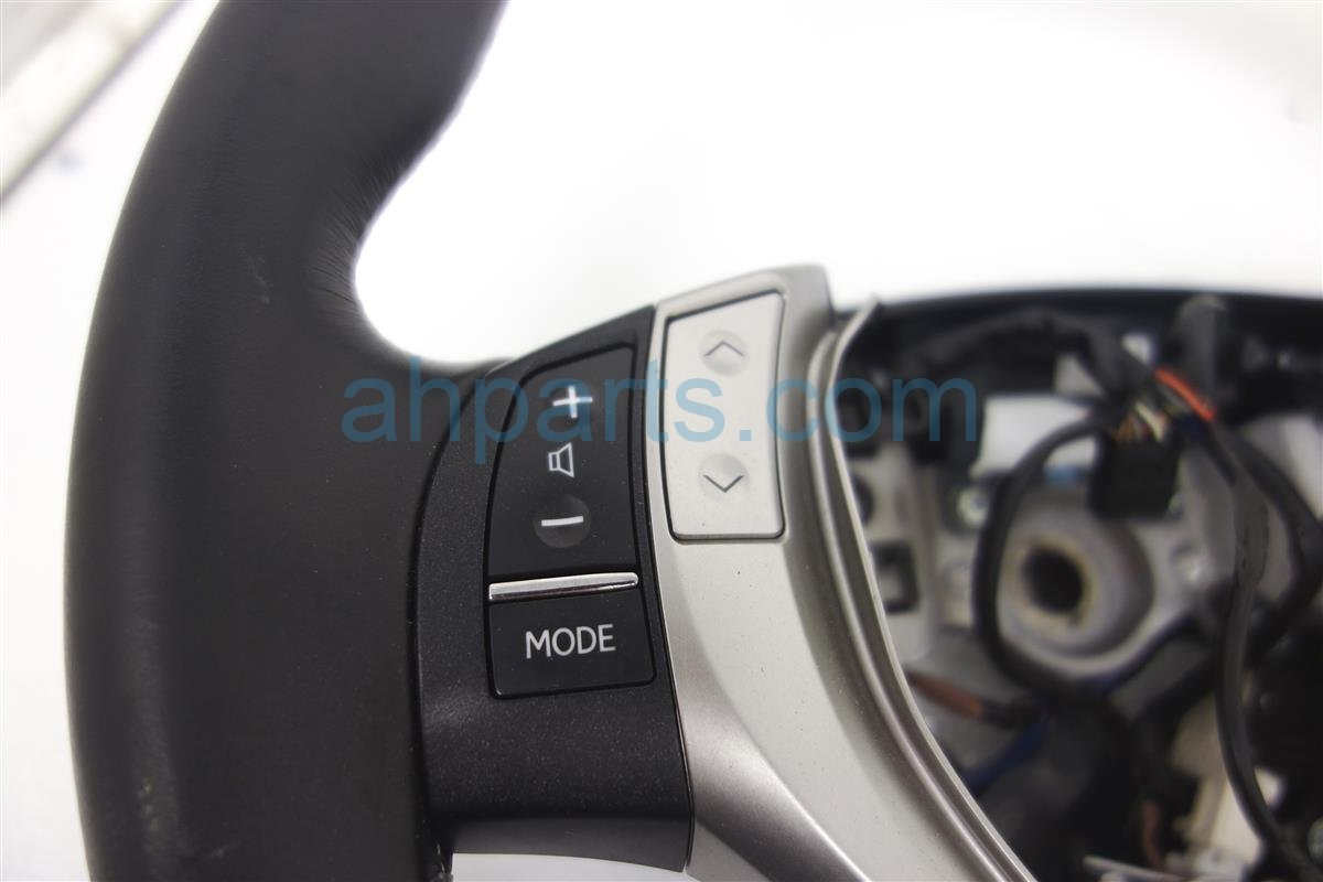 2013 Lexus Gs350 Steering Wheel Black 45100 30C20 C2 Replacement