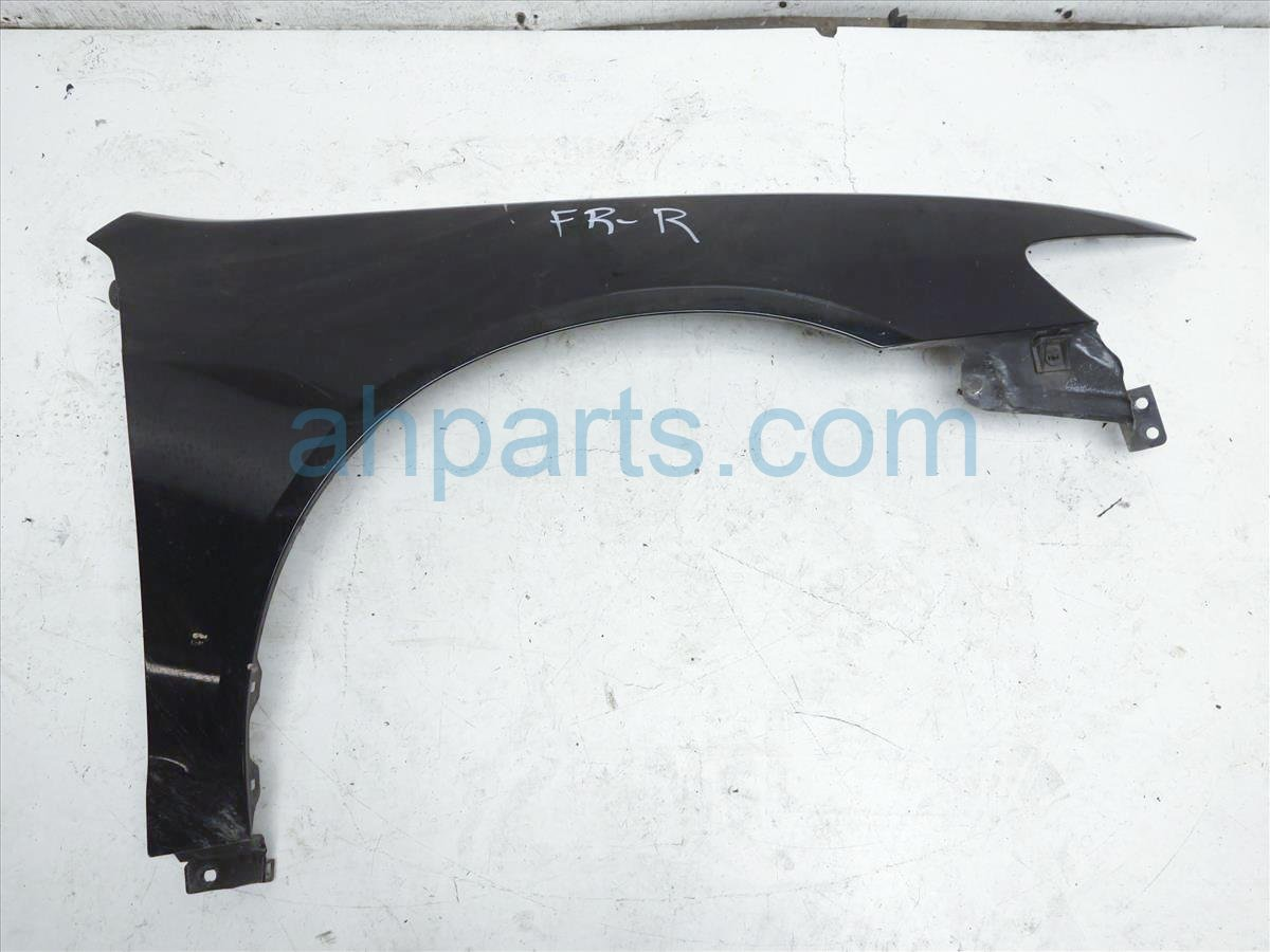 2000 Honda Accord Front Passenger Fender Black   60211 S82 A90ZZ Replacement