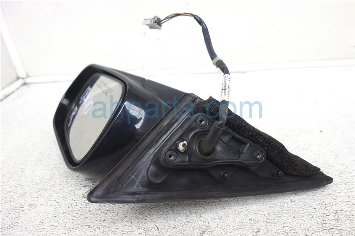 2000 Honda Accord Passenger Side Rear View Mirror   Scuff 76200 S82 K21ZJ Replacement