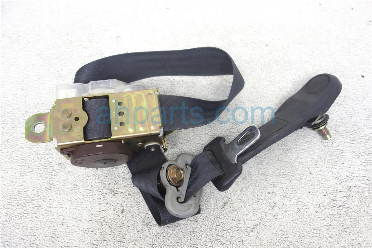 2000 Honda Accord Front Passenger Seat Belt   Gray 04814 S82 A01ZD Replacement