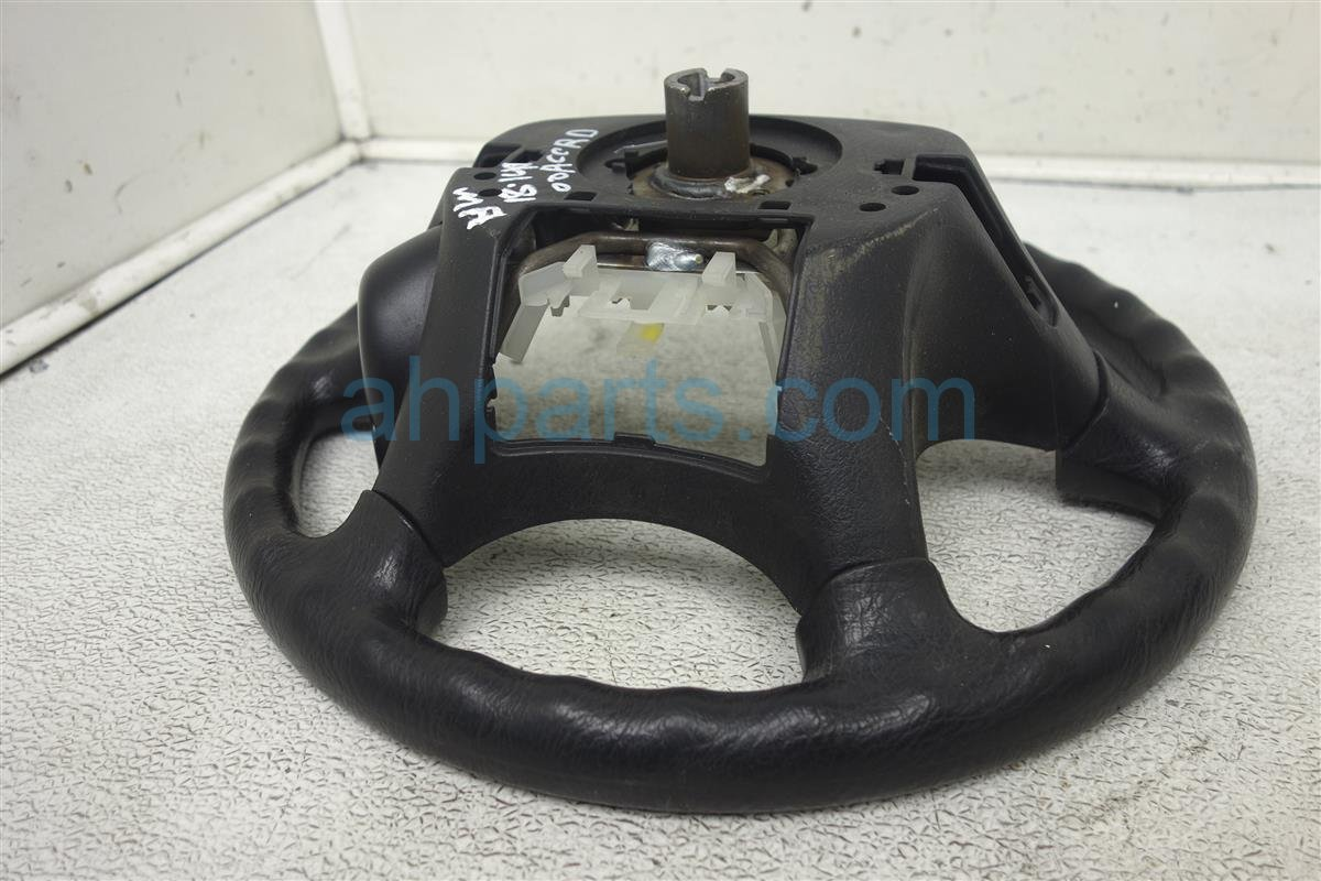 2000 Honda Accord Steering Wheel   Black 78501 S84 A61ZD Replacement