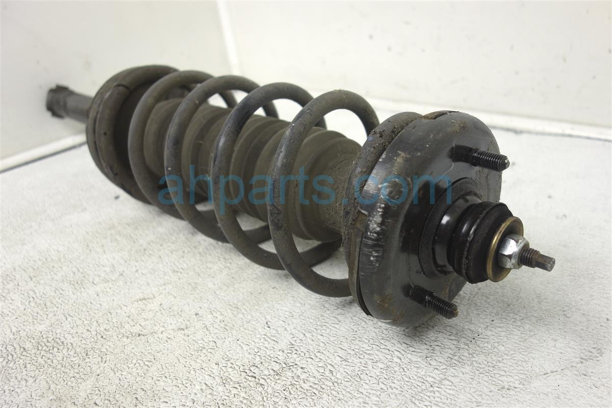 2000 Honda Accord Rear Passenger Strut Shock + Spring Replacement