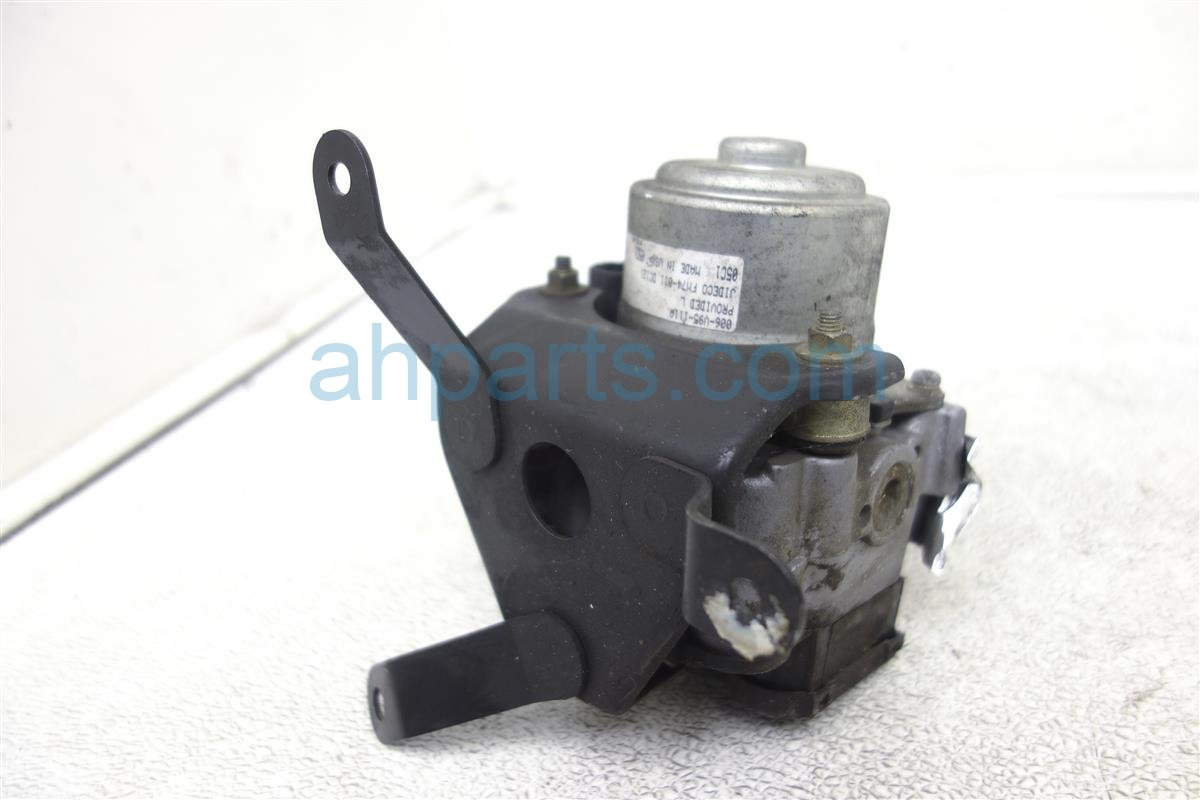 2000 Honda Accord (anti Lock Brake) Abs/vsa Pump/modulator & Bracket 57110 S84 A51 Replacement