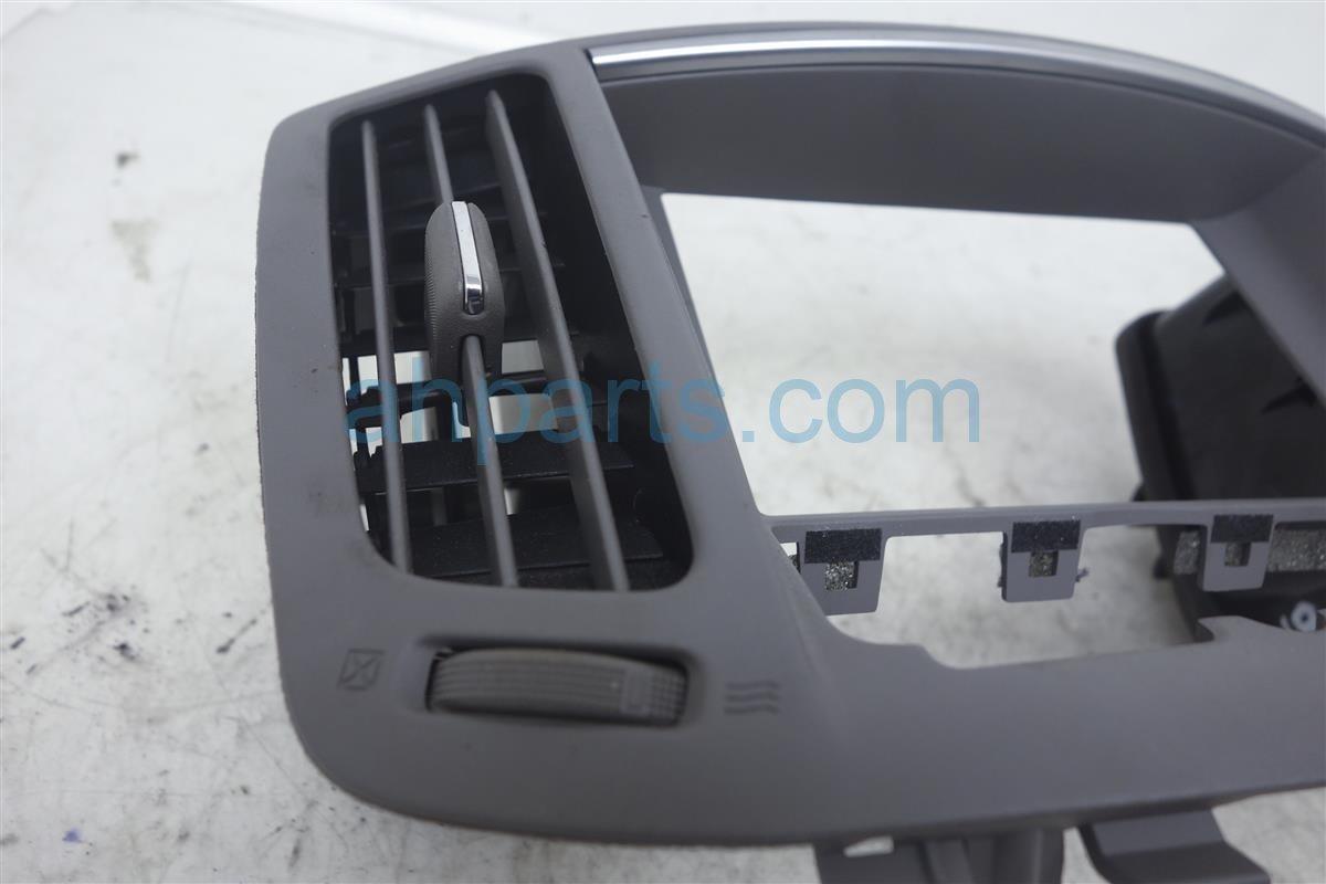 2011 Infiniti G25 Cluster Lid W/ Center Vents 68270 JK00C Replacement