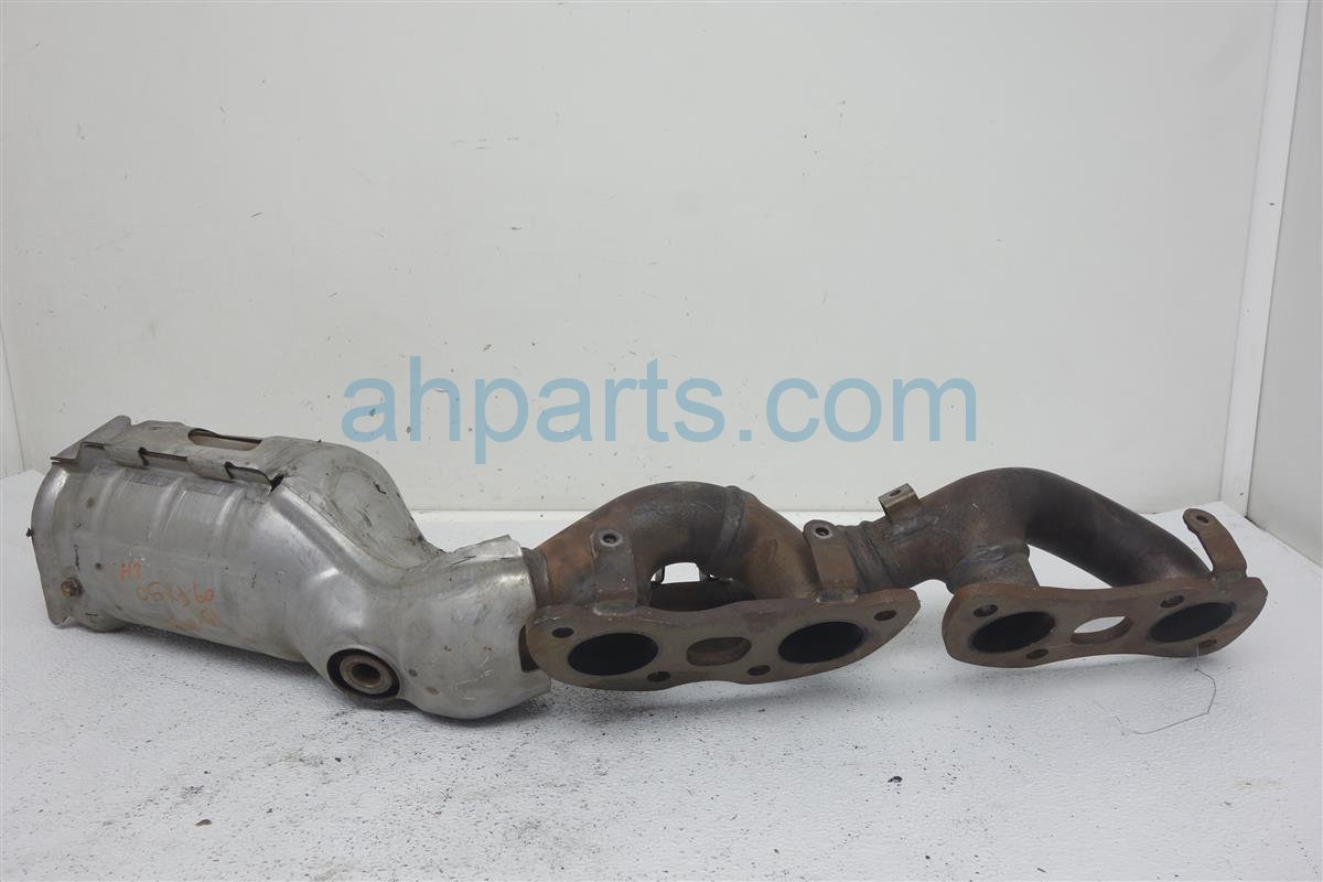 2009 Infiniti Fx50 Manifold Driver Exhaust Maniofld W/ Cat & Shield 14002 1CA0B Replacement