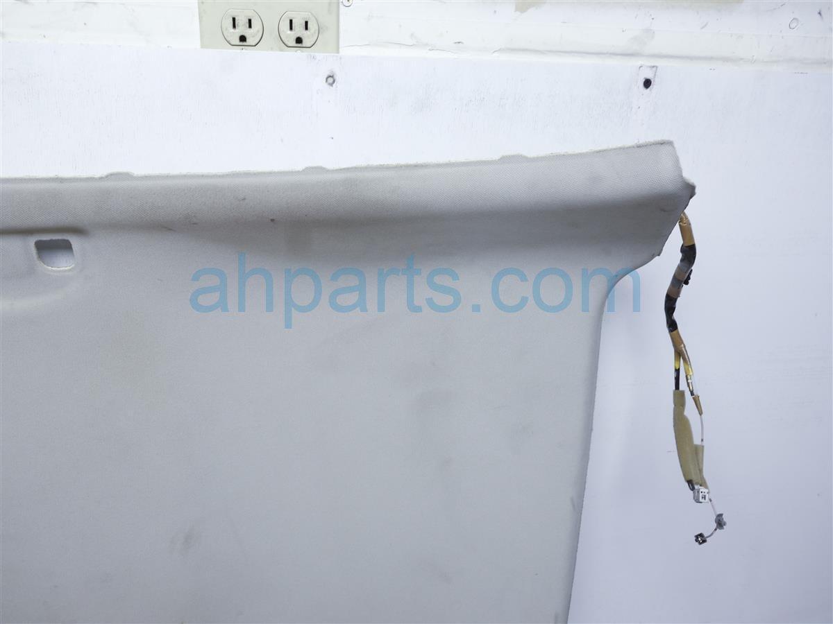 2012 Infiniti G37 Headliner Liner Headlinre W/ Sunroof  beige, Creases 73910 1VW1B Replacement