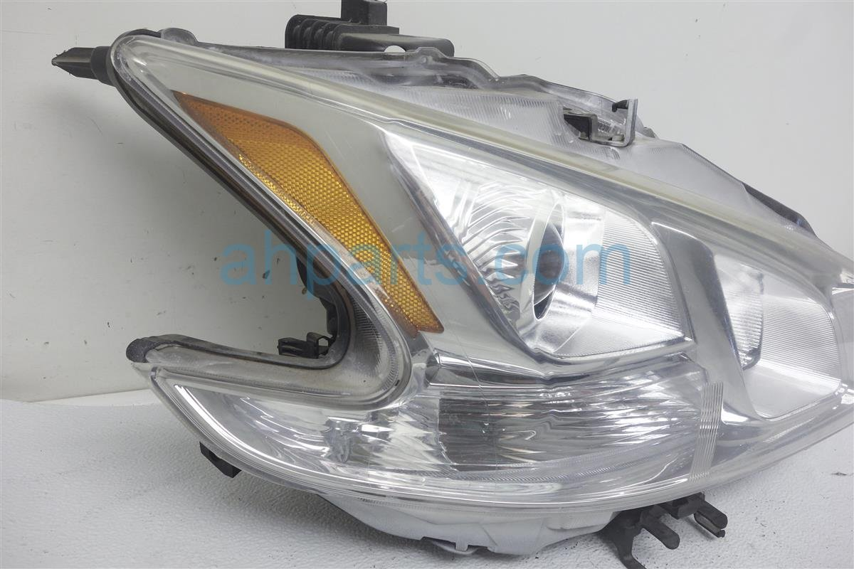 2011 Nissan Maxima Lamp Passenger Headlight Assy  aftermarket TYC Replacement