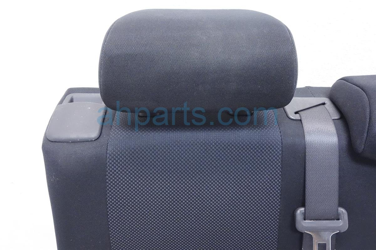 2009 Scion Tc Scion Back (2nd Row) Rear Passenger Upper Seat Portion   Gray 71077 21440 B3 Replacement