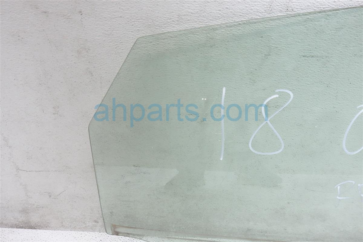 2007 Toyota Prius Window / Rear Passenger Door Glass 68103 47041 Replacement