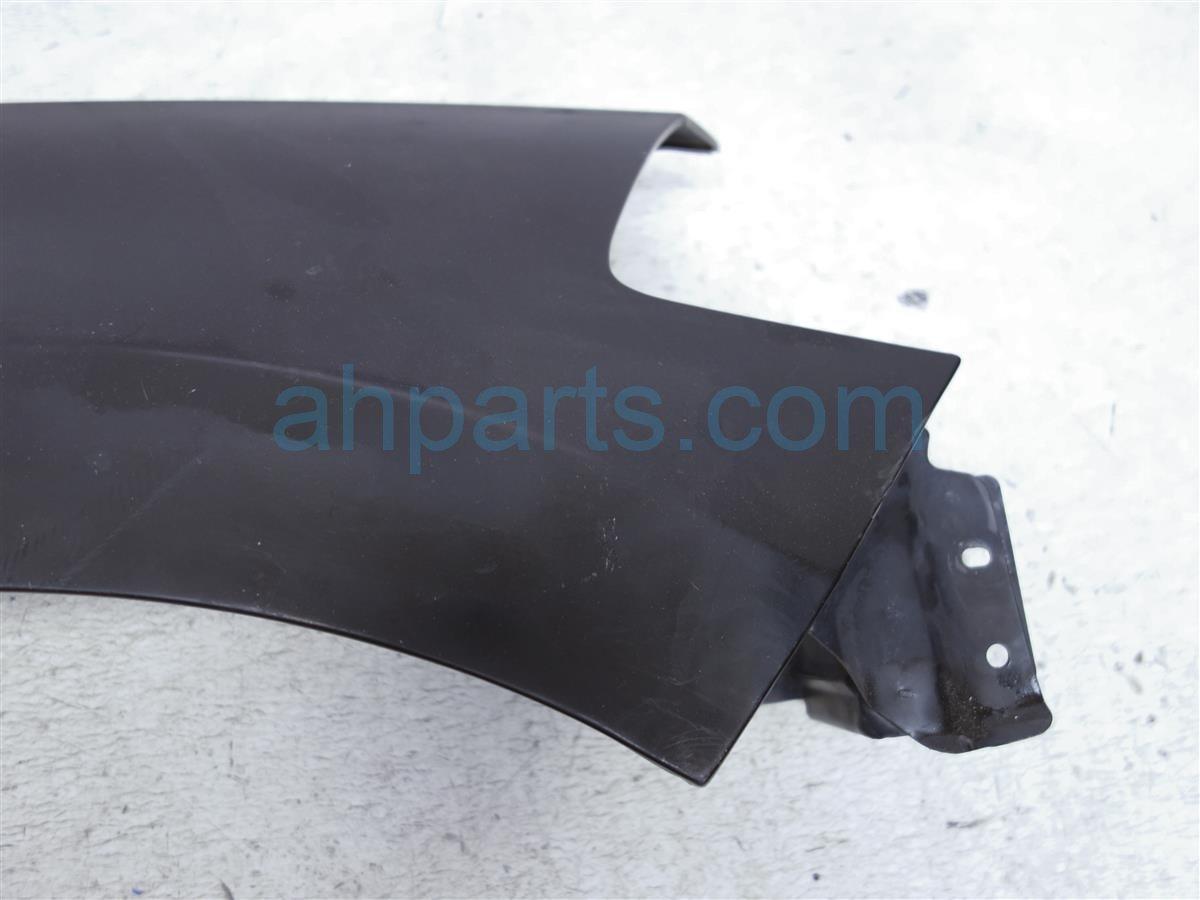 2007 Nissan Versa Front Passenger Aftermarket Fender Matte Black FCA00 EL0AA Replacement