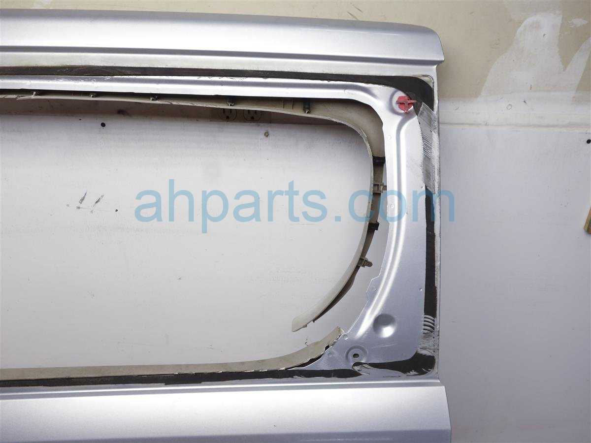 2006 Nissan Quest Rear Driver Door W/o Glass 82101 5Z031 Replacement