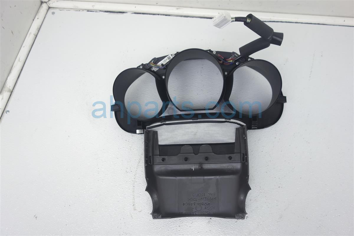 2006 Lexus Gs300 Cluster/speedometer Bezel 5540430880 Replacement