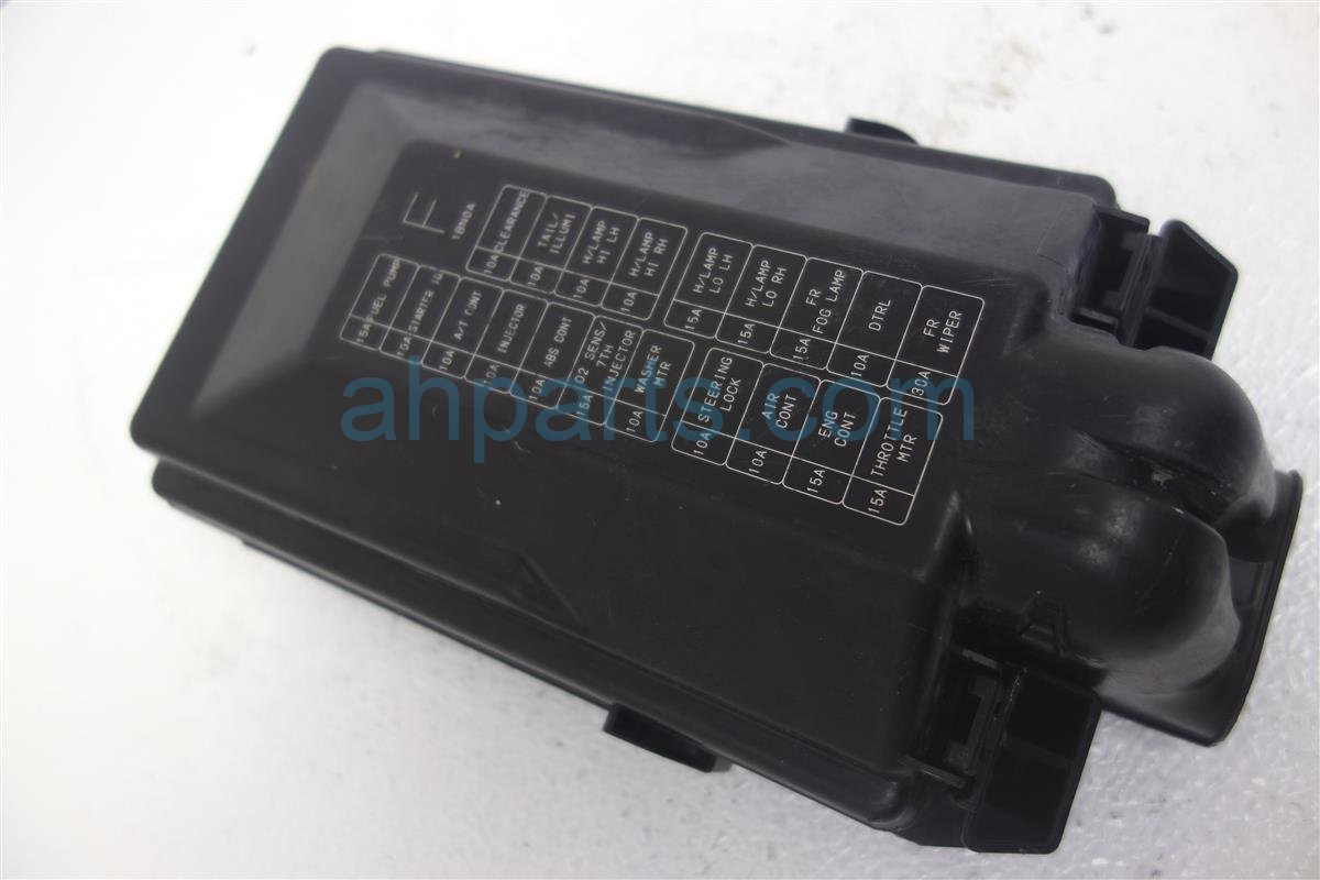 2011 Infiniti G25 Engine Fuse Box, 2.5l V6 284B7 1BN3A Replacement