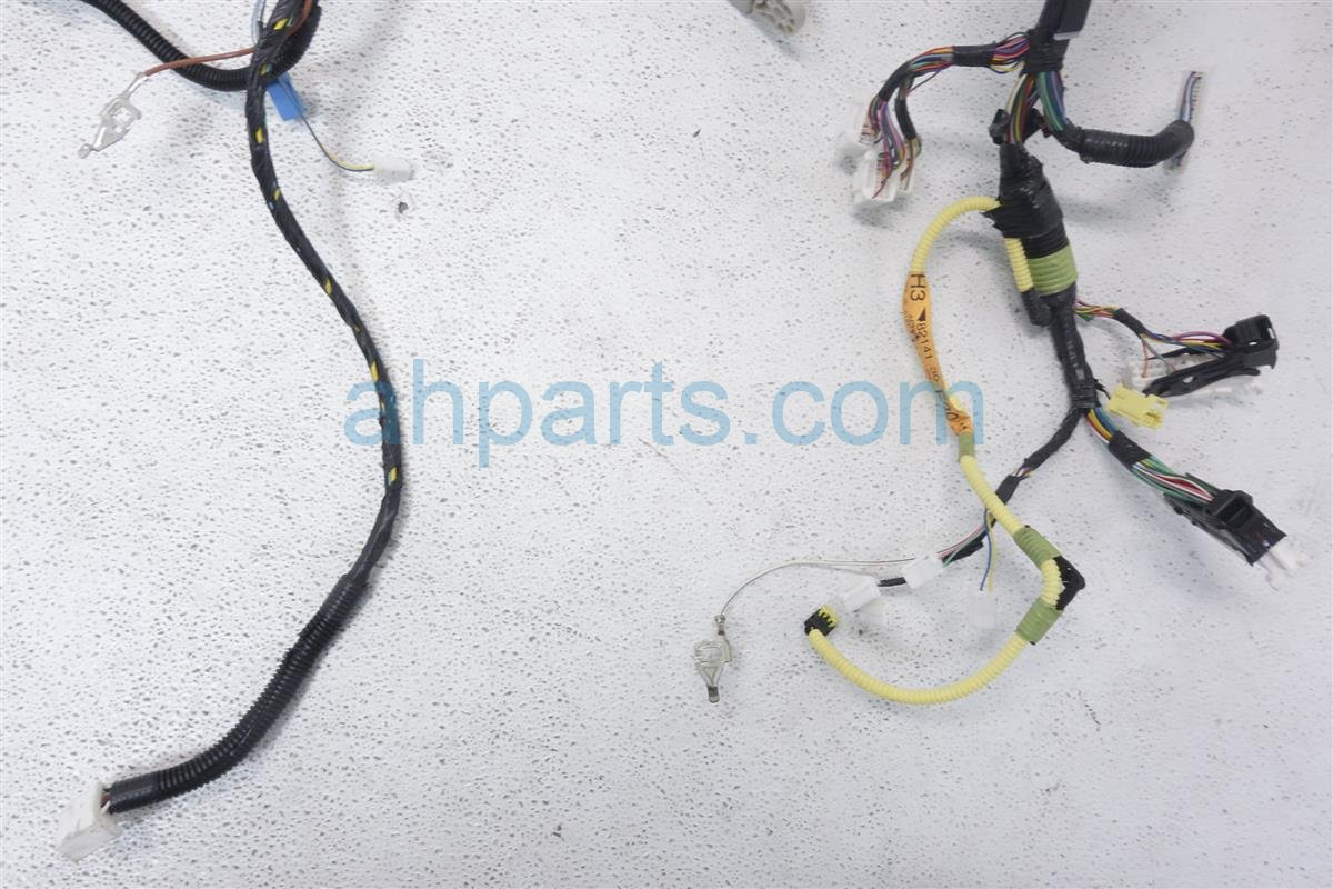 H Wiring Harness Replacement on
