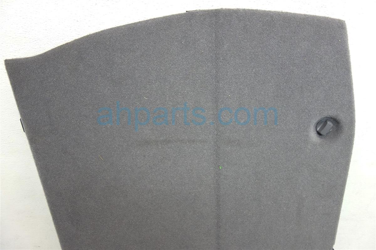 2007 Toyota Prius Cargo Cover Board Panel   Gray 58416 47010 B1 Replacement