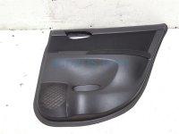 $75 Nissan RR/R DOOR PANEL (TRIM LINER) BLACK