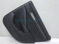$150 Honda RR/RH DOOR PANEL (TRIM LINER) BLACK