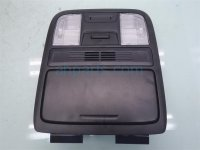 $160 Honda MAP LIGHT / ROOF CONSOLE ASSY BLACK