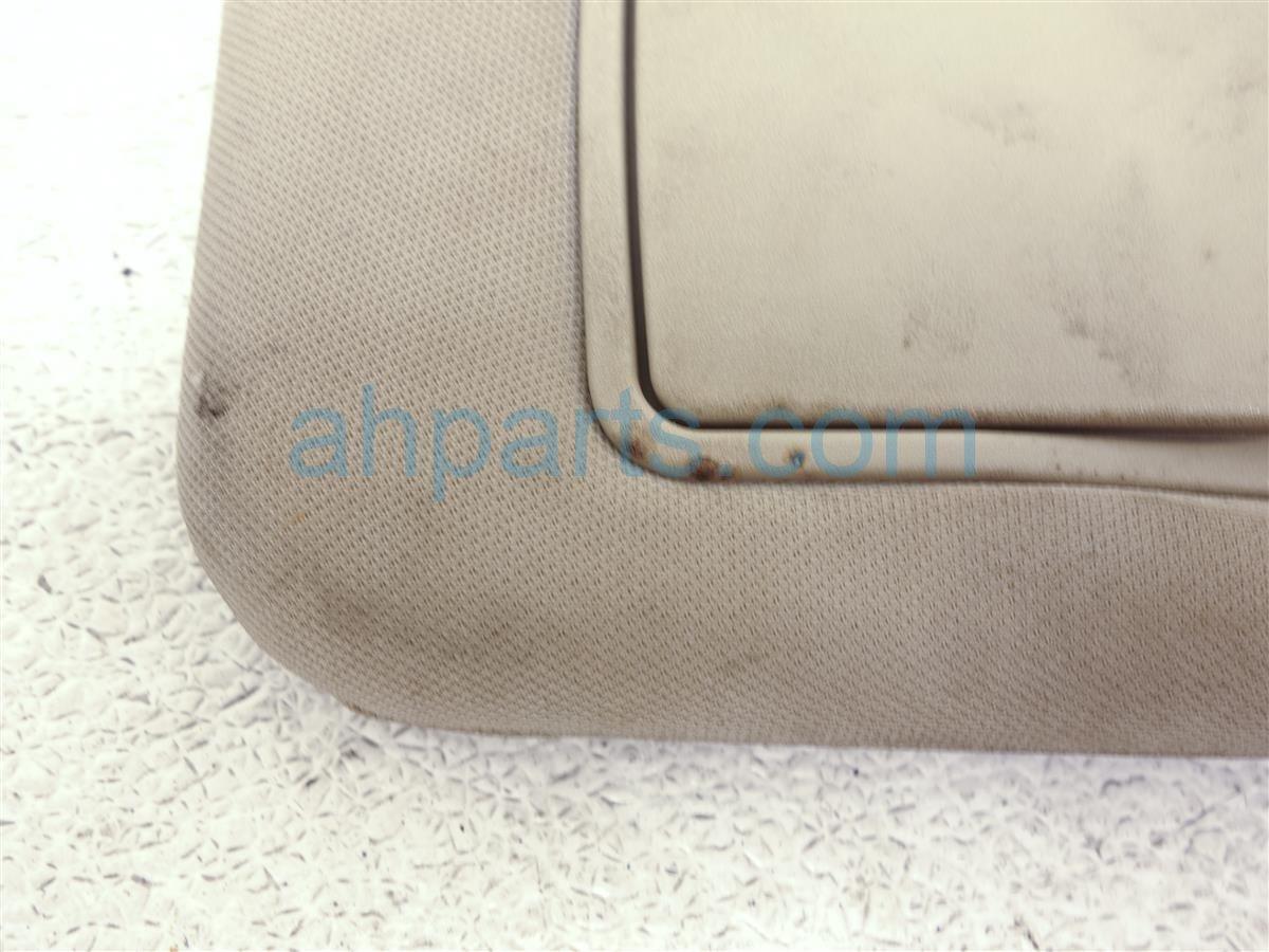 ... 2009 Nissan Altima Passenger Sunvisor W o Light beige 96400 JB10A  Replacement ... 639e13ca244