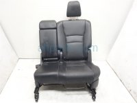 $175 Honda 2ND ROW LH SEAT BLACK TOURING