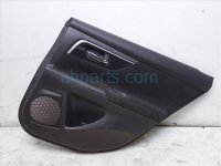 $75 Nissan RR/R DOOR PANEL (TRIM LINER) BLACK