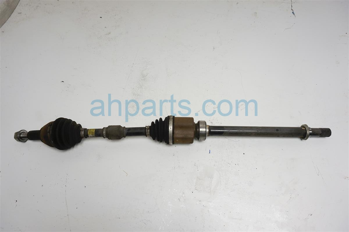 2013 Nissan Altima Passenger Axle Shaft, 2.5l, At 39100 3NT0A Replacement