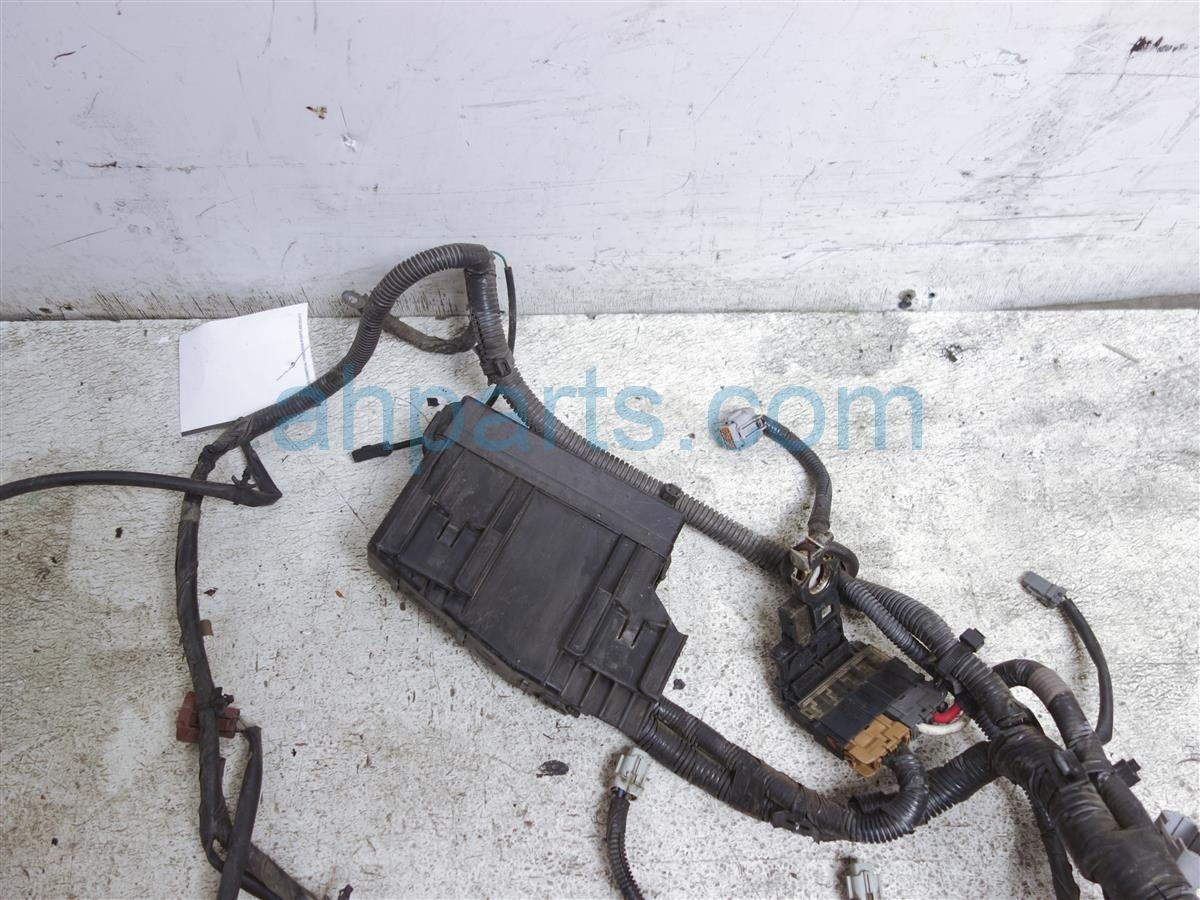 2007 Nissan Murano Engine Wire Harness 3.5l Rwd A/t 24012-CC51C