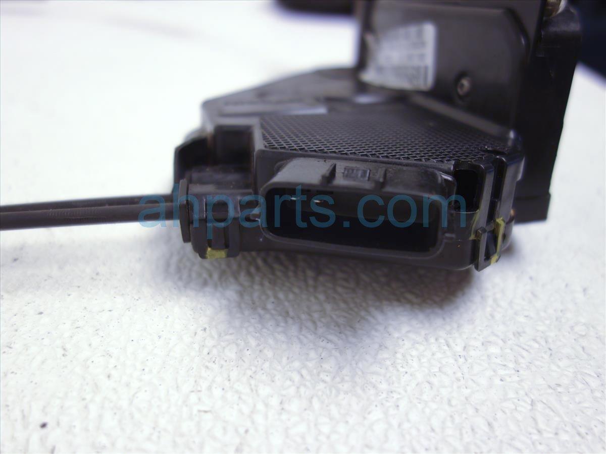 2017 Infiniti Qx60 Rear Driver Door Latch Actuator Lock   82501 3JA0B Replacement