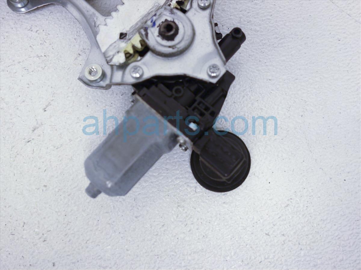2017 Infiniti Qx60 Rear Driver Window Regulator & Motor   82721 3JA1A Replacement