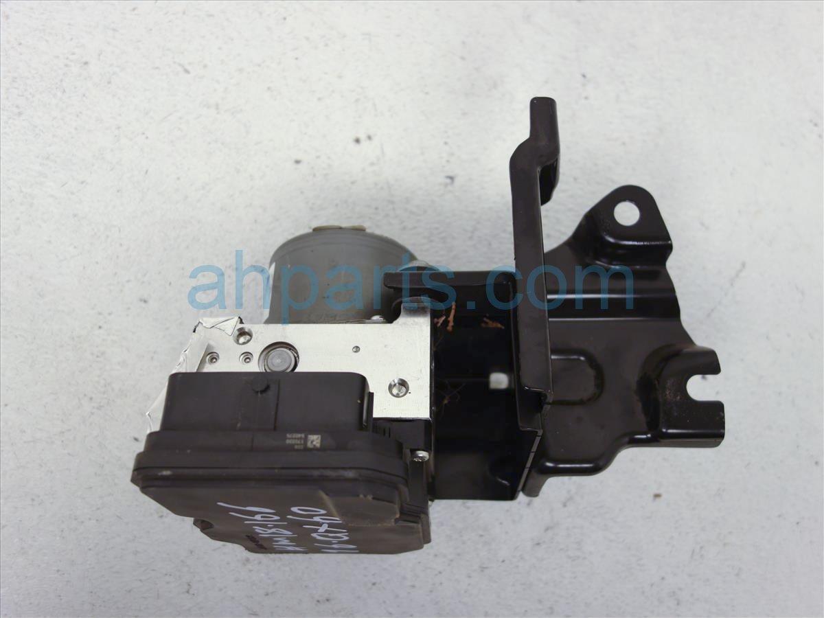 2017 Infiniti Qx60 (anti Lock Brake) Abs/vsa Pump/modulator   47660 6KA3B Replacement