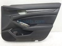 Honda FR/RH DOOR PANEL (TRIM LINER) BLACK