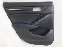 $150 Honda RR/LH DOOR PANEL (TRIM LINER) BLACK