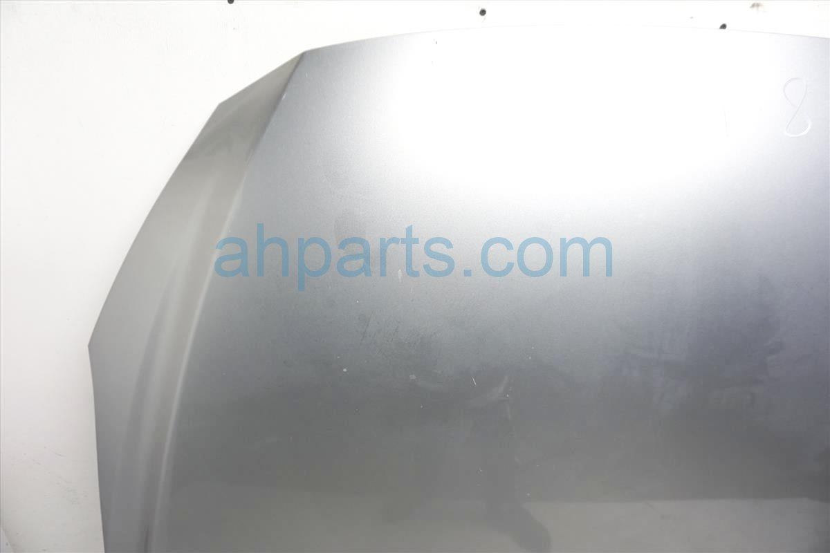 2014 Mazda Mazda 3 Hood  silver BJY0 52 31XB Replacement